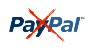 Stop PayPal