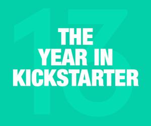 The Year in Kickstarter 2013