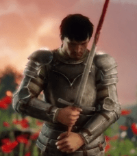 Kingdom Come Warrior