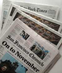 Newspaper San Francisco