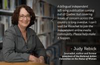 Ricochet Judy Rebick
