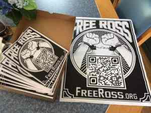 Free Ross Ulbricht Poster