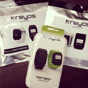 Kreyos Shipping Watches