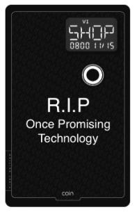COIN RIP