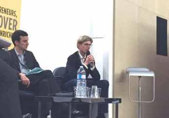 Nicolas Lesur at ECN Paris 2014