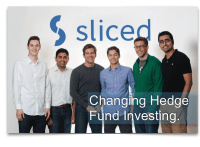 Sliced Team Changing Hedge Fund Investing