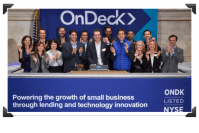 OnDeck IPO NYSE