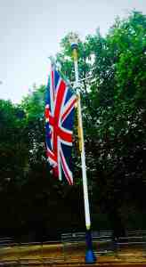 British Flag UK United Kingdom