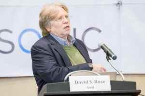 David Rose Gust Speaking