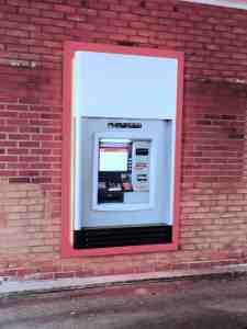 ATM Money Banking