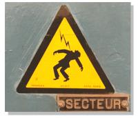Danger Electricution