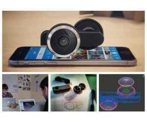 SHot VR Lens