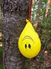 Unhappy Balloon Sad