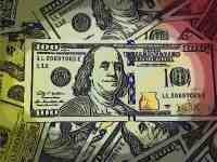 Money Benjamin Dollars 100
