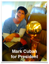 Mark Cuban for President