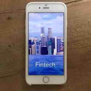 Singapore Fintech iPhone Asia