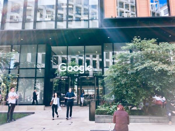 Google London