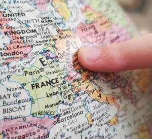danielle rice map of europe unsplash