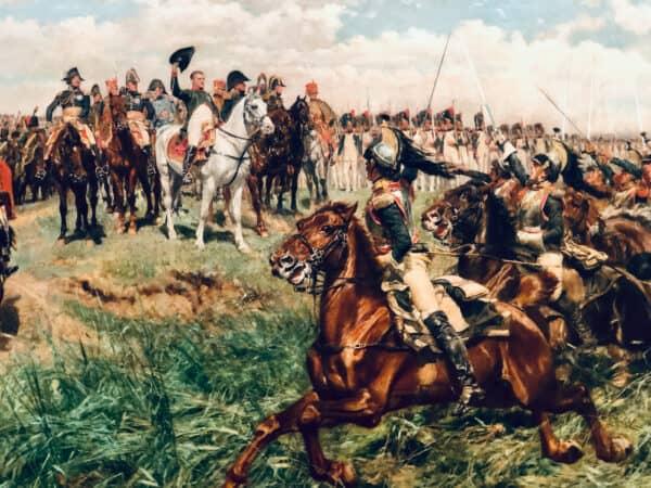 Bonapart France Revolution Battle War