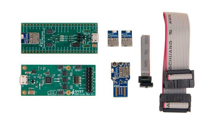 BLYST840: Tiny ARM module with Bluetooth 5.2, 46 I/O 3