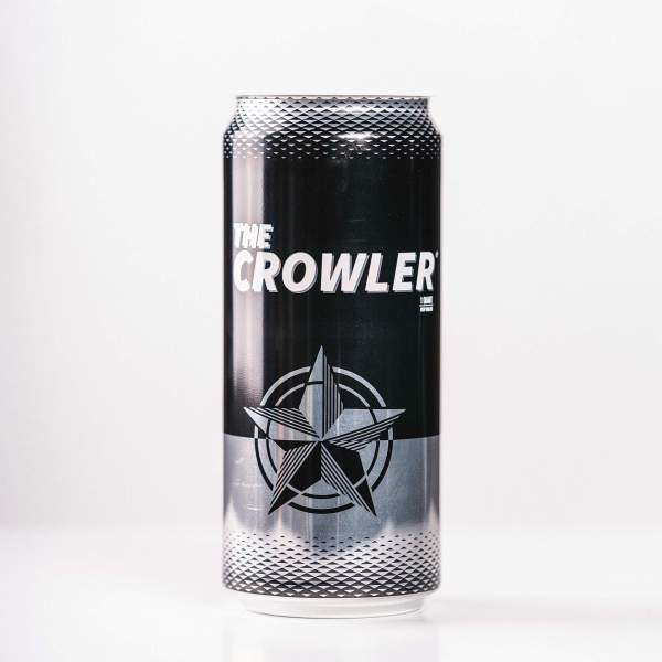 32oz Crowler Can + Crowler Nation Generic Decoration