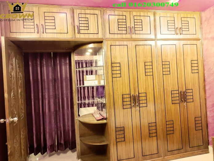 wall cabinet very quality full interior design