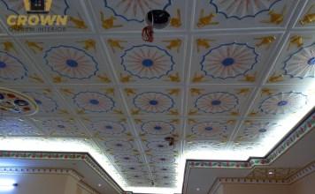 Gypsum False ceiling very quality full interior design