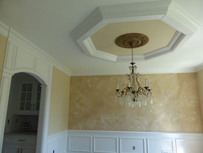 Ceiling Designs Crown Molding Nj