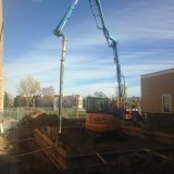EXPO Foundation Walls Going Up
