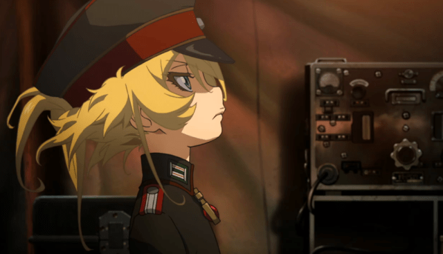 Saga of Tanya the Evil Episode 1: A few soldiers didn't get the memo.