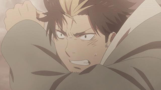 Blue Exorcist Kyoto Saga Episode 10: Ryuji feels his strength waning