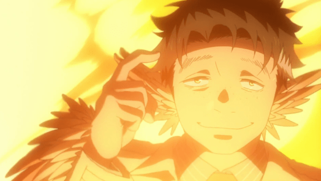 Blue Exorcist Kyoto Saga Episode 10: Todo uses monologuing as a weapon