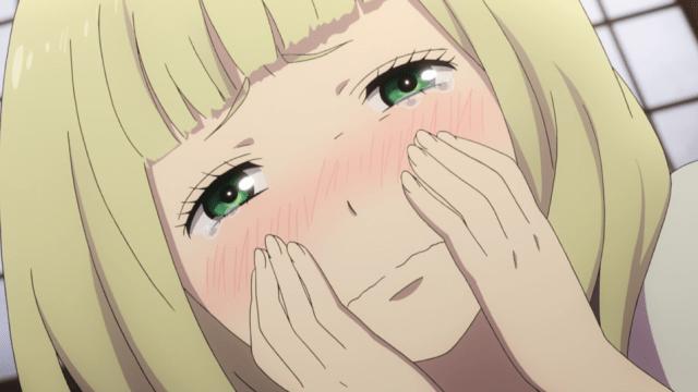 Blue Exorcist Kyoto Saga Episode 12: I'm not sure Moriyama friend-zoned Rin