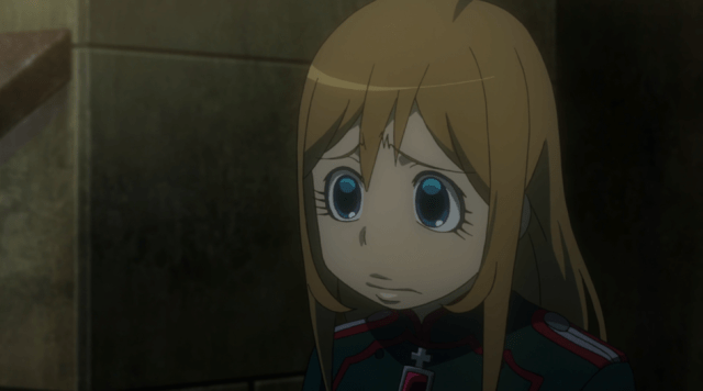 Saga of Tanya the Evil Episode 12: Viktoriya was not cut out to be a soldier
