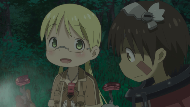 Made in Abyss Episode 5: Riko discusses the circle of life