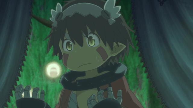 Made in Abyss Episode 11: Regu meets Mitty