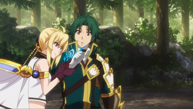 Record of Grancrest War Episode 1: Siluca was pleased that Theo didn't die