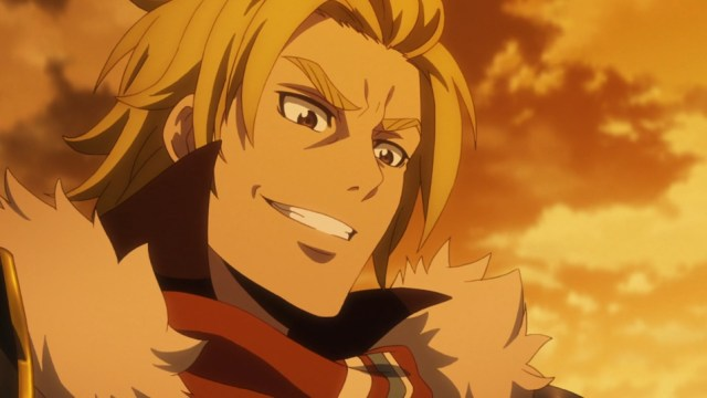 Grancrest Senki Episode 12