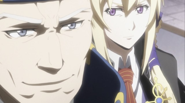 Grancrest Senki Episode 15