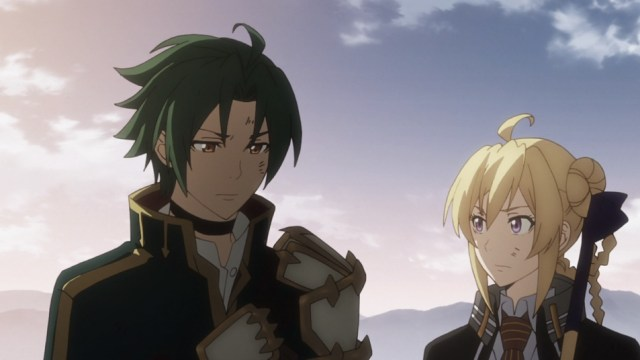 Grancrest Senki Episode 21