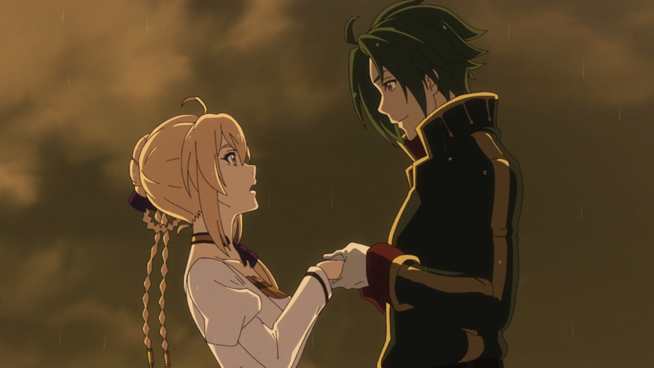 Grancrest Senki Episode 24