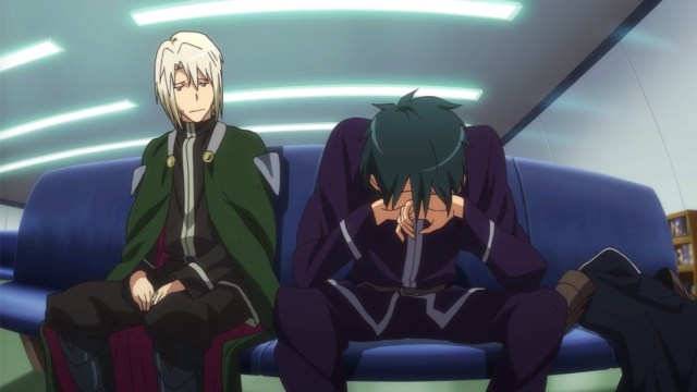 The Devil Is a Part-Timer Episode 1: The Devil learns that human bodies need food