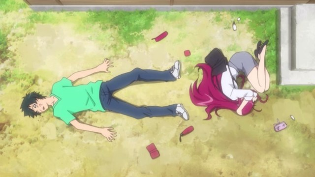 The Devil Is a Part-Timer Episode 7: Emi needs to think things through
