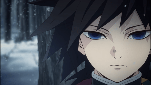 Demon Slayer Episode 1: Giyuu appears to be experienced