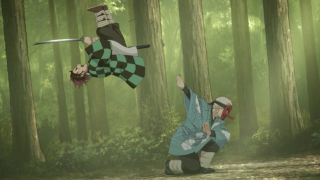 Demon Slayer Episode 3: Tanjirou certainly needs training!