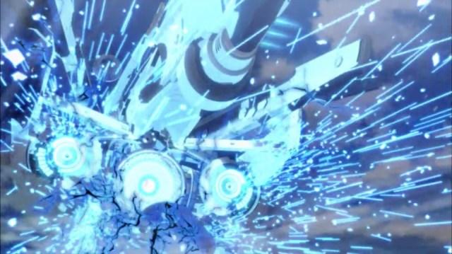 Review Of Arpeggio Of Blue Steel – Ars Nova – Episode 11: I-401's new super gravity cannon.