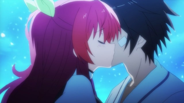 Review Of Chivalry Of A Failed Knight Episode 04: Stella and Ikki confess to each other