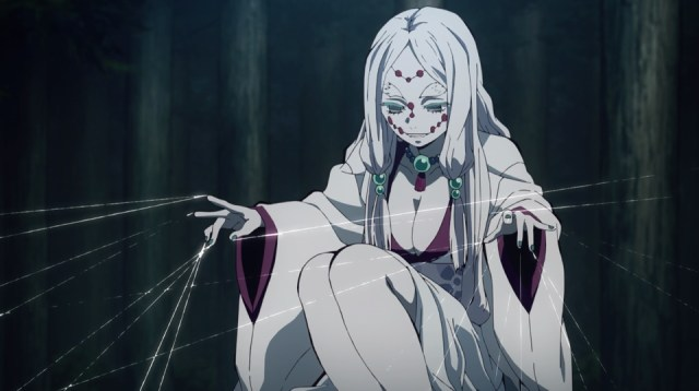 Demon Slayer Episode 15: A beautiful demon pulled the strings