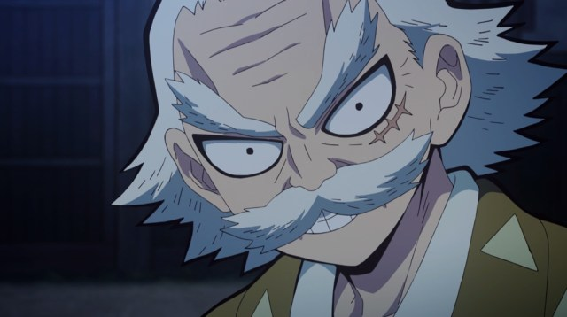 Demon Slayer: Kimetsu no Yaiba Episode 17: Zenitsu's grandpa was a strict teacher