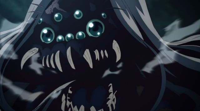 Demon Slayer: Kimetsu no Yaiba Episode 17: Daddy spider certainly had a ton of teeth